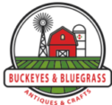 Buckeyes & Bluegrass Sticky Logo